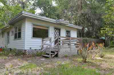 Gainesville Single Family Home For Sale: 2720 SE 35th Street