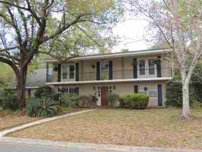 Gainesville Single Family Home For Sale: 4520 NW 18th Place