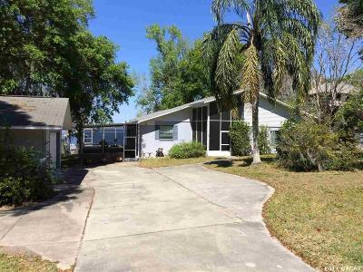 Melrose Single Family Home For Sale: 22718 NE 69th Avenue