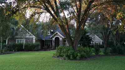 Newberry Single Family Home For Sale: 16776 NW 2nd Road