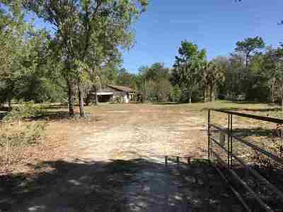Bronson Single Family Home For Sale: 9051 NE 68th Street