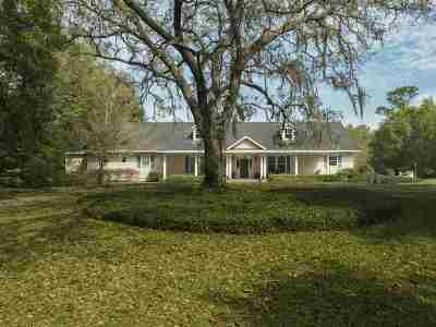 Newberry Single Family Home For Sale: 15026 SW 26th Place