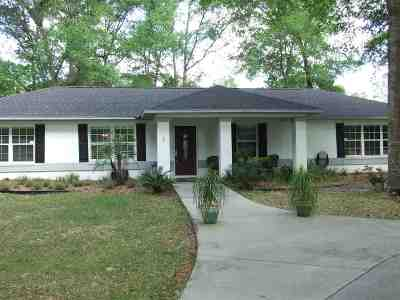 Newberry Single Family Home For Sale: 2615 247th Terrace