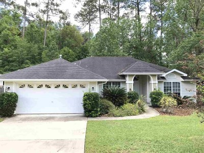 Gainesville Single Family Home For Sale: 1111 101st Drive