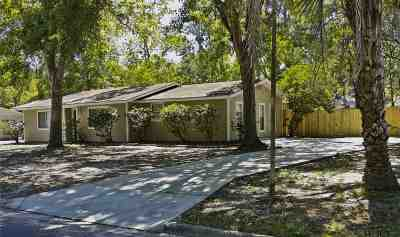 Gainesville Single Family Home For Sale: 6120 NW 27th Street
