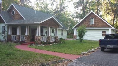 Gainesville Single Family Home For Sale: 1225 SW 25