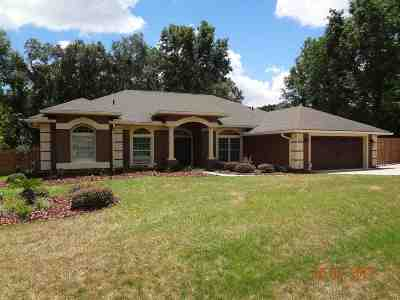 Gainesville Single Family Home For Sale: 1439 NW 104th Drive
