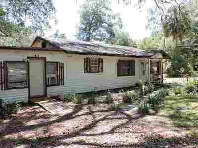 Single Family Home For Sale: 18787 NW 246 Street