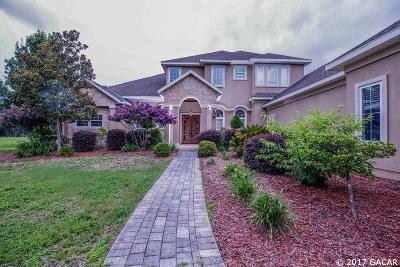 Newberry Single Family Home For Sale: 610 NW 156th Way