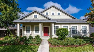 Gainesville Single Family Home For Sale: 7654 SW 79th Drive