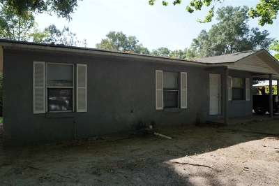 Chiefland Single Family Home For Sale: 425 SE 4 Street