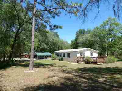 Archer Single Family Home For Sale: 12591 NE 108 Terrace