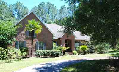 Gainesville Single Family Home For Sale: 2117 NW 133rd Terrace