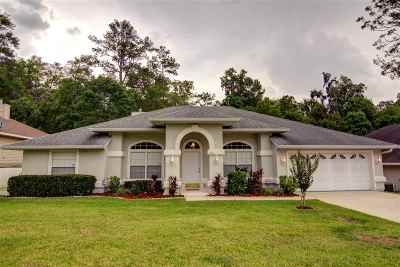 Gainesville Single Family Home For Sale: 941 NW 106th Street