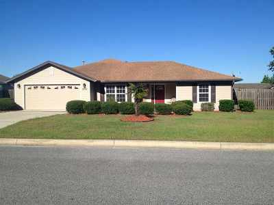 Newberry Single Family Home For Sale: 575 NW 233rd Terrace