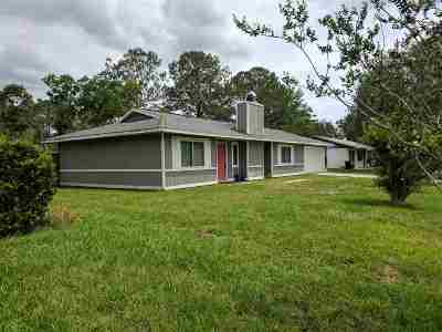 Gainesville FL Single Family Home For Sale: $137,000