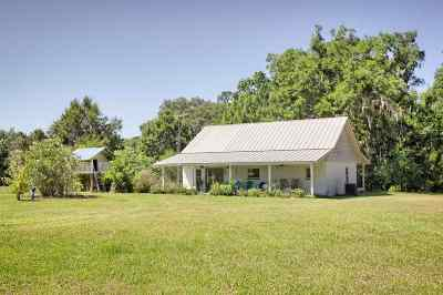Alachua Single Family Home For Sale: 10704 NW County Road 236
