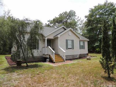 Single Family Home Sold: 15530 NE 12 Street