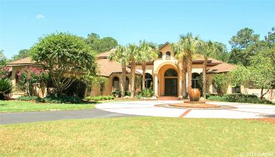 Gainesville, Micanopy, Newberry, Bronson, Cedar Key, Chiefland, Dunnellon, Williston, Citra, Ocala, Reddick Single Family Home For Sale: 6029 NW 46th Place