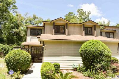 Gainesville Condo/Townhouse For Sale: 7012 NW 52nd Terrace