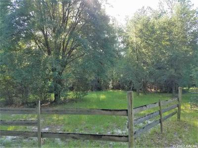 Gainesville FL Residential Lots & Land For Sale: $169,900
