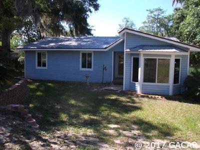 Melrose Single Family Home For Sale: 8491 Lily Lake Road