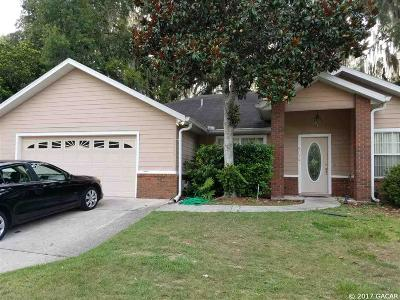 Gainesville Single Family Home For Sale: 5134 82nd Terrace