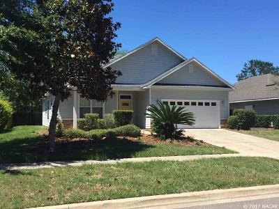 Newberry Single Family Home For Sale: 14218 NW 9th Road