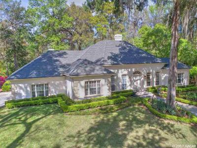 Gainesville Single Family Home For Sale: 122 NW 117th Way