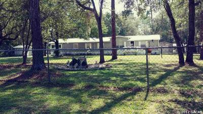 Bronson Single Family Home For Sale: 8570 NE 110th Avenue