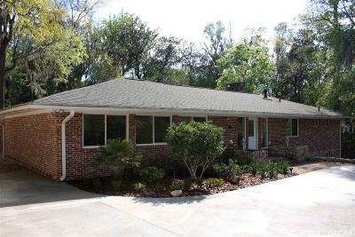 Gainesville Single Family Home For Sale: 1915 NW 16th Avenue