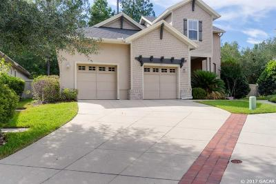 Gainesville Single Family Home For Sale: 3845 SW 91st Drive