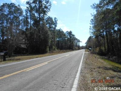 Melrose FL Residential Lots & Land For Sale: $46,900