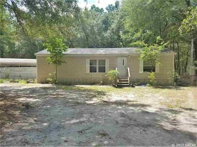 Single Family Home For Sale: 1660 Oaks Circle
