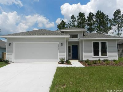 Alachua Single Family Home For Sale: 15868 NW 121st Lane