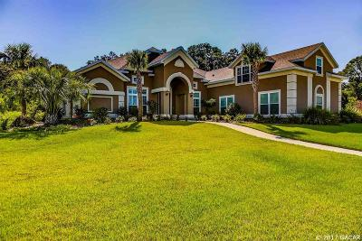 Gainesville Single Family Home For Sale: 13603 NW 30th Road