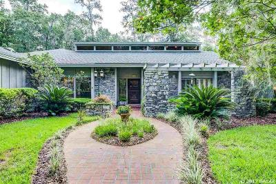 Gainesville Single Family Home For Sale: 2715 NW 22nd Drive