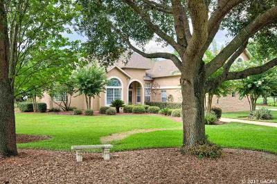 Gainesville Single Family Home For Sale: 10806 SW 18 Lane
