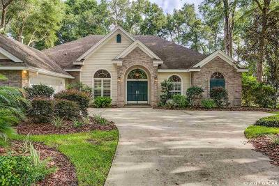 Gainesville Single Family Home For Sale: 9340 SW 32 Place