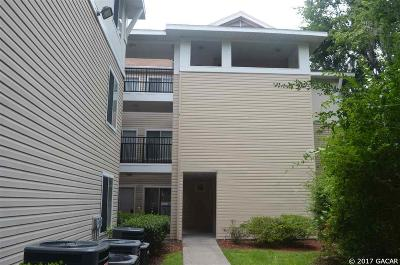 Gainesville Condo/Townhouse For Sale: 3921 SW 34th Street #103