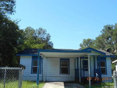 Gainesville Single Family Home For Sale: 925 SE 11 Avenue