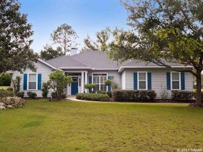 Alachua Single Family Home For Sale: 7364 NW 115 Road