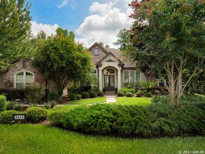 Gainesville Single Family Home For Sale: 3403 SW 86 Street