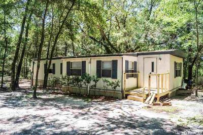 Newberry Single Family Home For Sale: 7631 NE 138 Lane