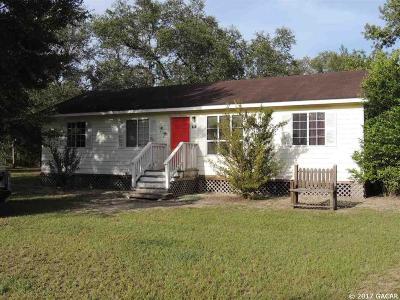 Williston Single Family Home For Sale: 451 SE 142 Avenue