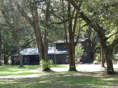 Williston FL Single Family Home For Sale: $169,000