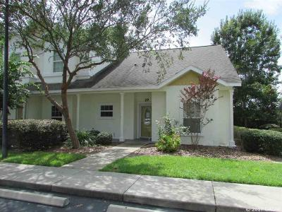 Newberry Condo/Townhouse For Sale: 314 SW 145TH Drive #29