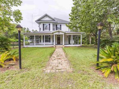 Williston FL Single Family Home For Sale: $329,900