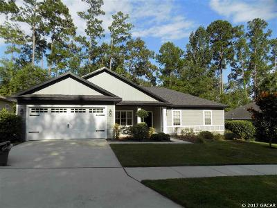 Gainesville FL Single Family Home For Sale: $259,900