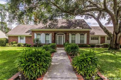 Gainesville Single Family Home For Sale: 6709 SW 37th Way